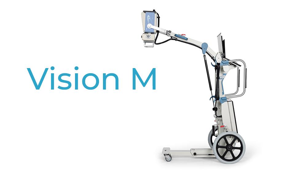 Vision M Portable Digital X-ray