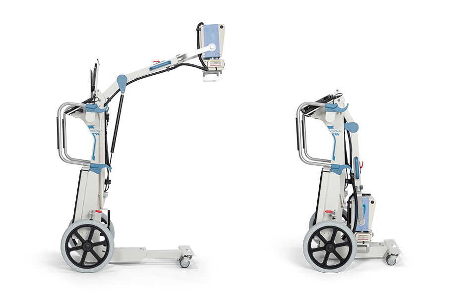 Vision M portable veterinary X-ray