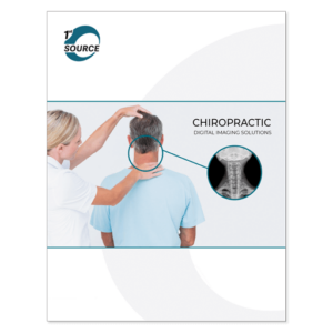 Chiropractic Digital Imaging Brochure