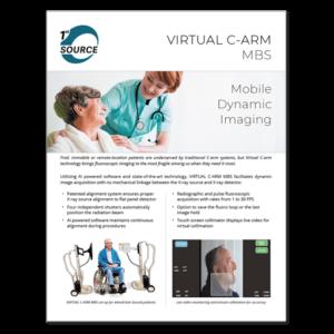 Virtual C-arm MBS Flyer
