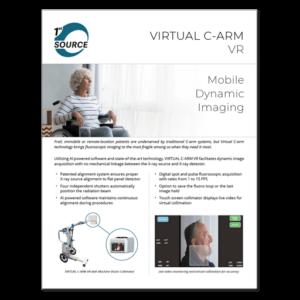 Virtual C-arm VR Flyer