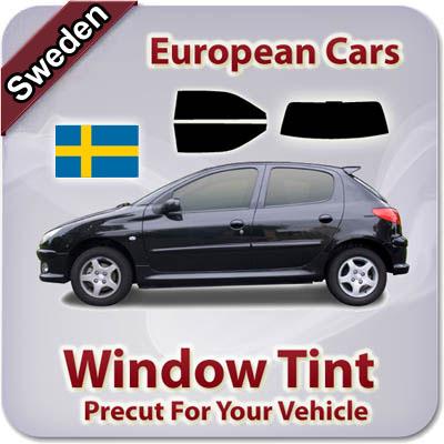 European Cars Window Tint