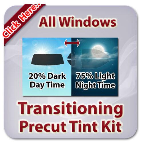 All Windows Transitioning Precut Tint kit