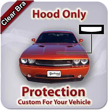 Hood Only Window Tint