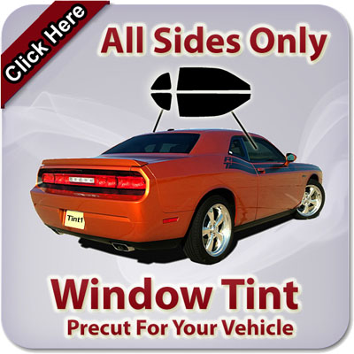Sides Only Window Tint