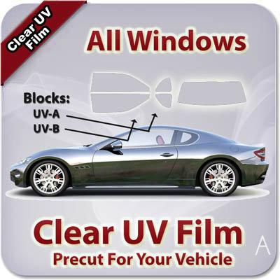 All Windows Clear UV Film