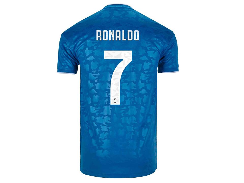 Deal Of The Day Juventus 2019 20 Third Kit Cristiano Ronaldo The Third Kit