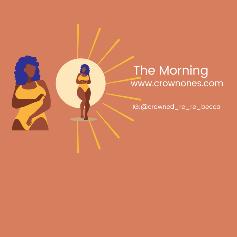 4 Morning Affirmations To Get You and Your Day Started.