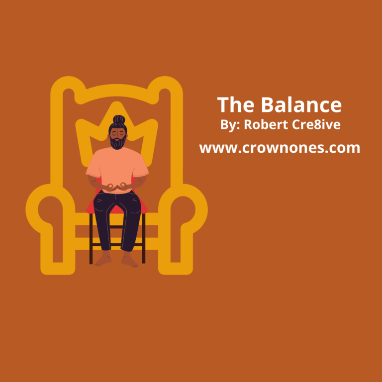 The Balance…Two Key Points in Balancing Mental Health