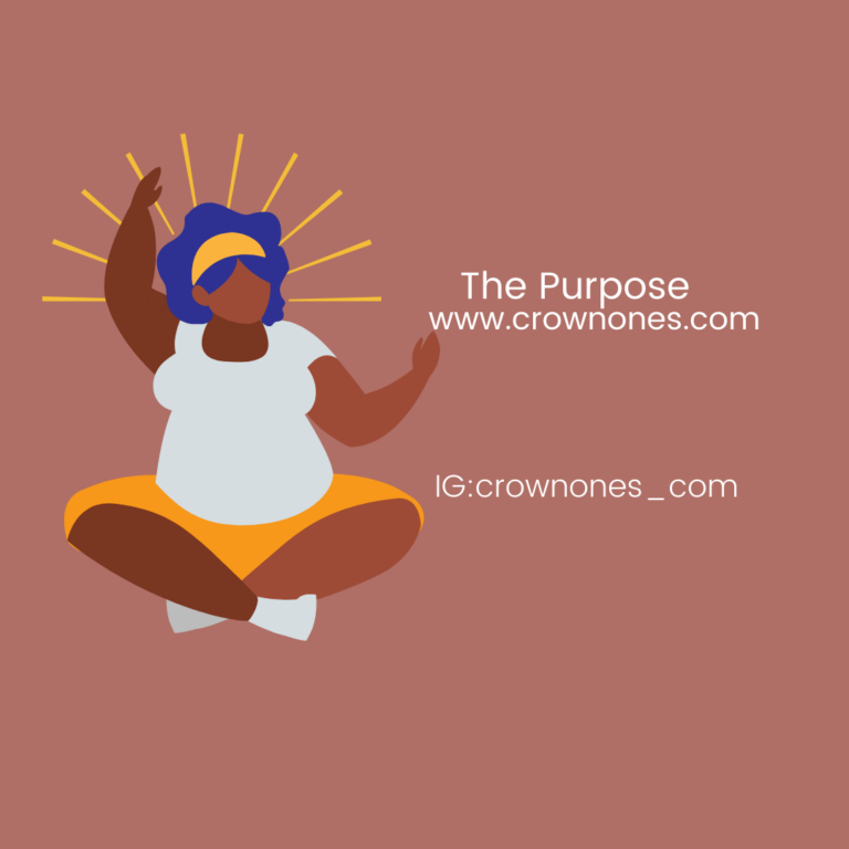The Purpose and Intent Of Crownones.com