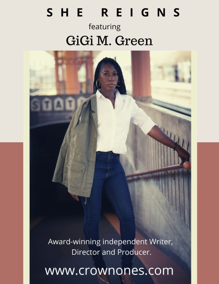 GIGI M. GREEN … SHE REIGNS (SPOTLIGHT SERIES)
