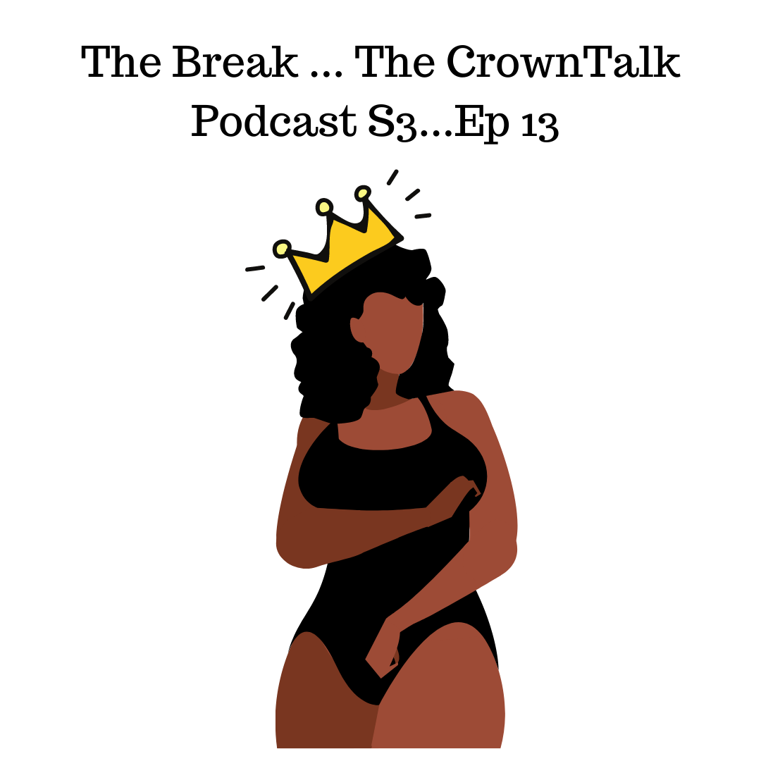 The Break .. The CrownTalk Podcast S3. Ep.12