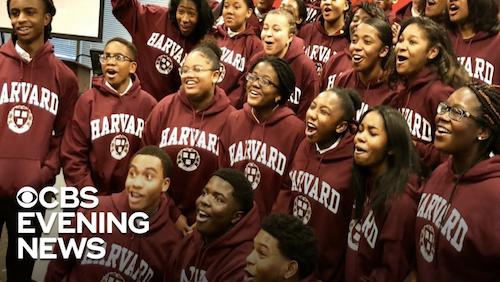 How Harvard's debate tournament helps teens find their voice