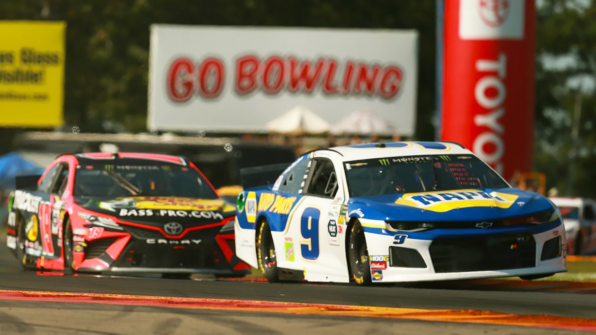 Sportcenter.com is the go to for NASCAR news stats and odds