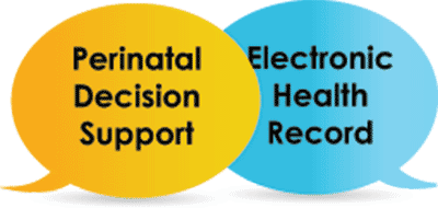 Integration between perinatal systems and EHR
