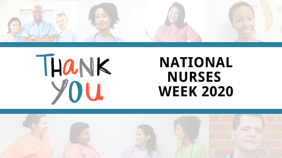 National Nurses Week and The Year of The Nurse and Midwife
