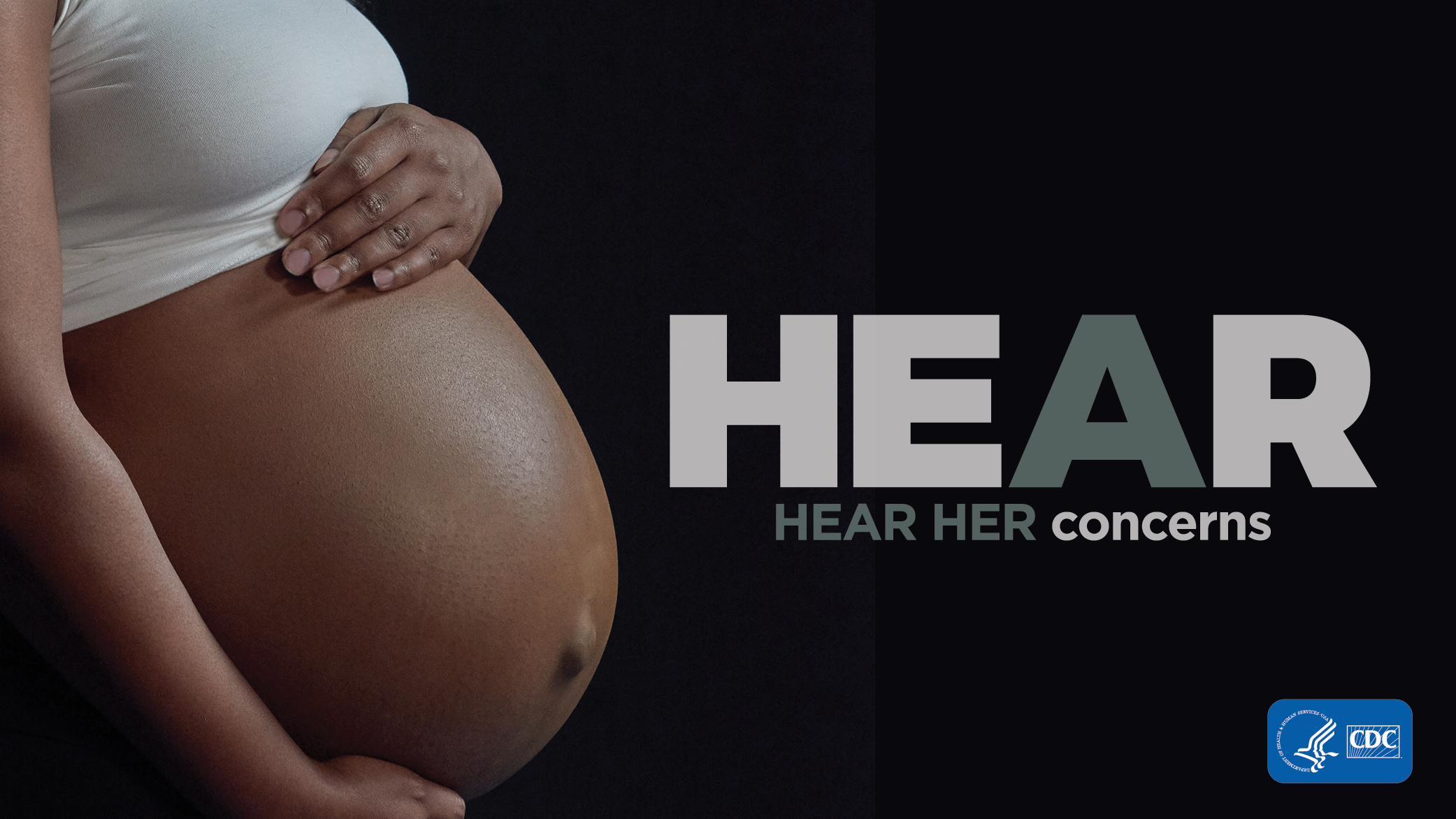 CDC Launches Hear Her Campaign