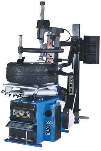Automated tire fitting
