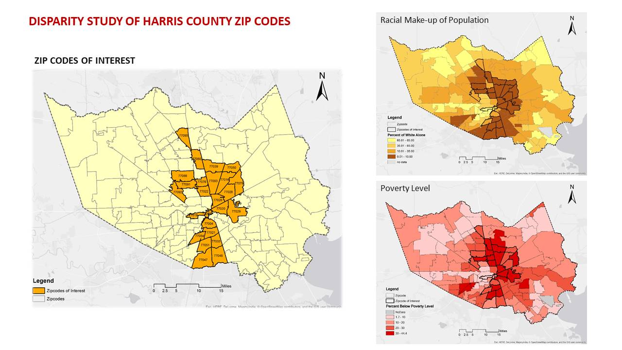 Community Archeology: Vulnerable Zip Codes or Resilient Zip Codes