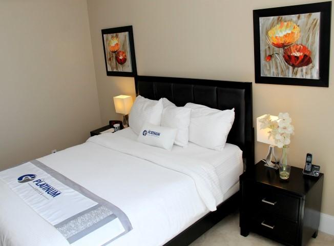 Platinum Suites - Short Term Rentals Mississauga