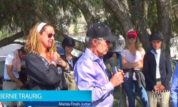 Video – Equitation Classic Opening Remarks – Hear From The Judges
