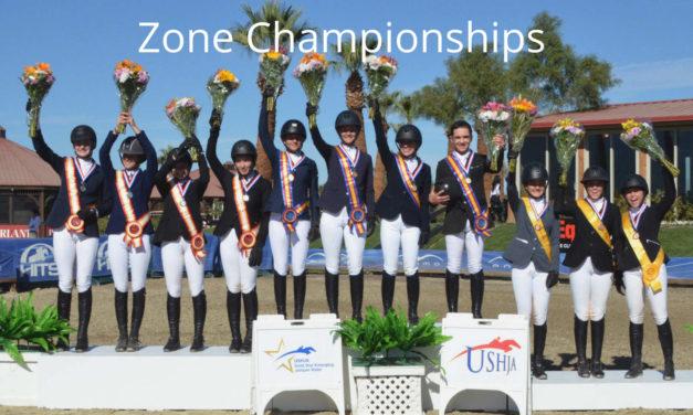 USHJA Zone Championships