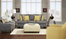 Maxwell Gray Upholstery