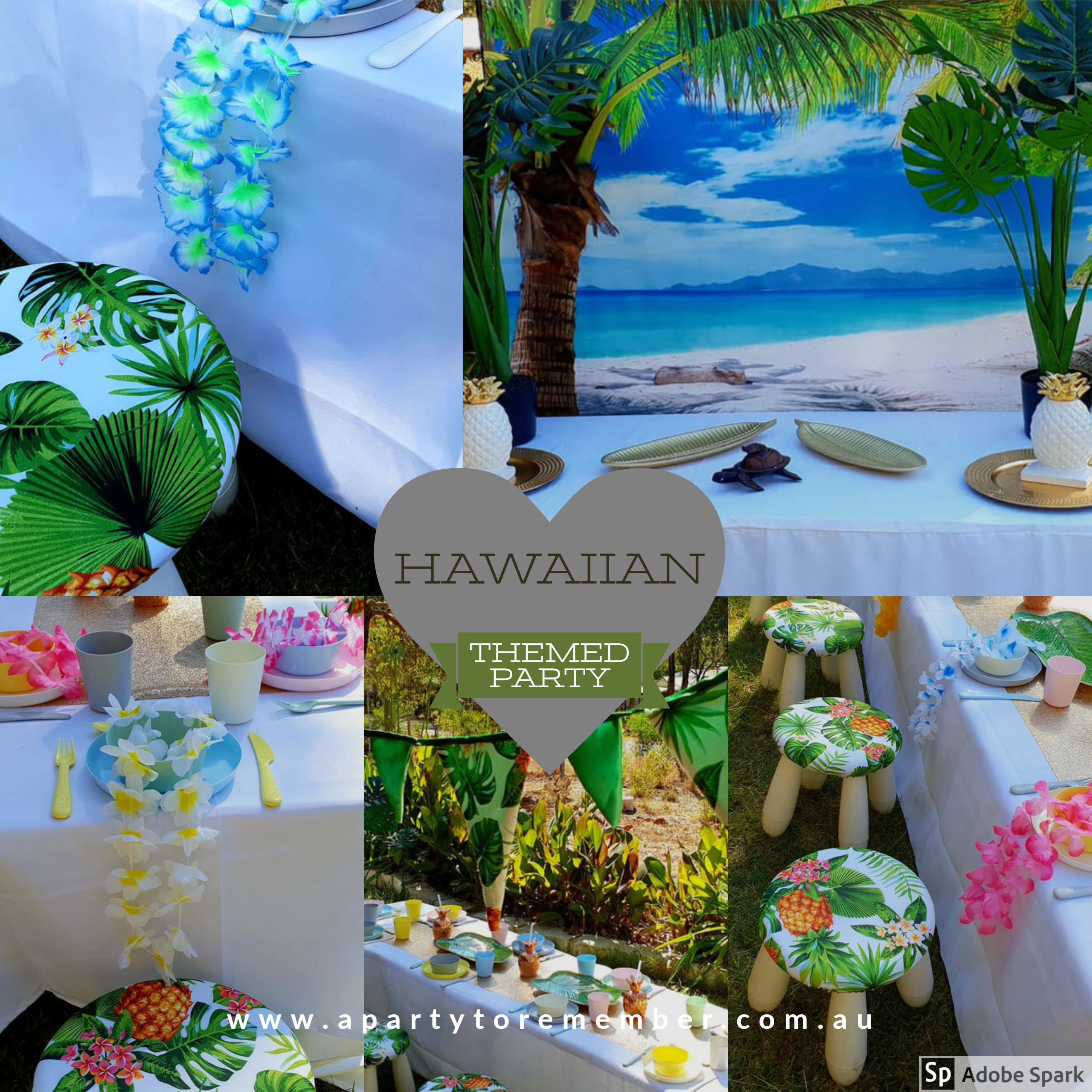 Hawaiian theme (2)