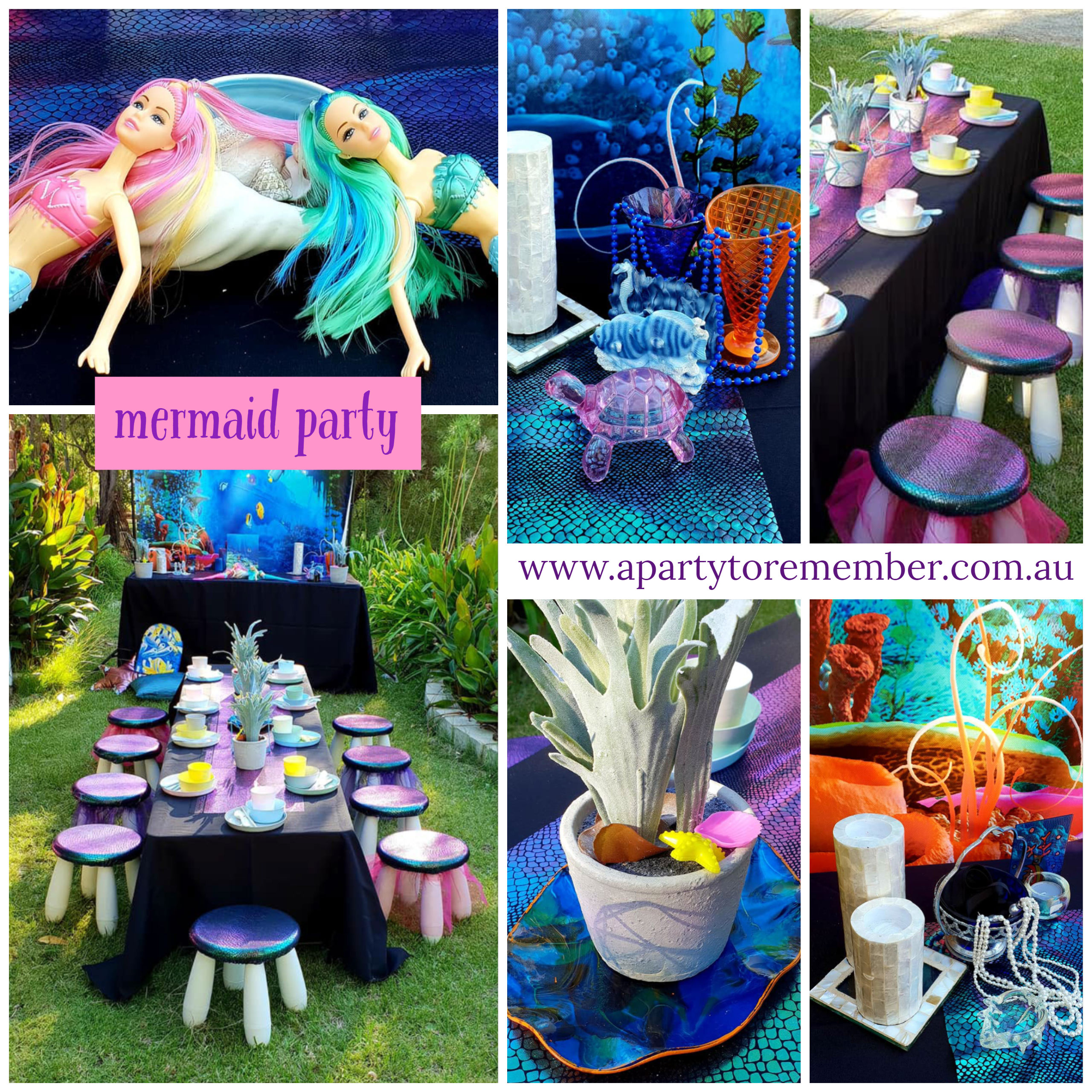 Mermaid Party (2)
