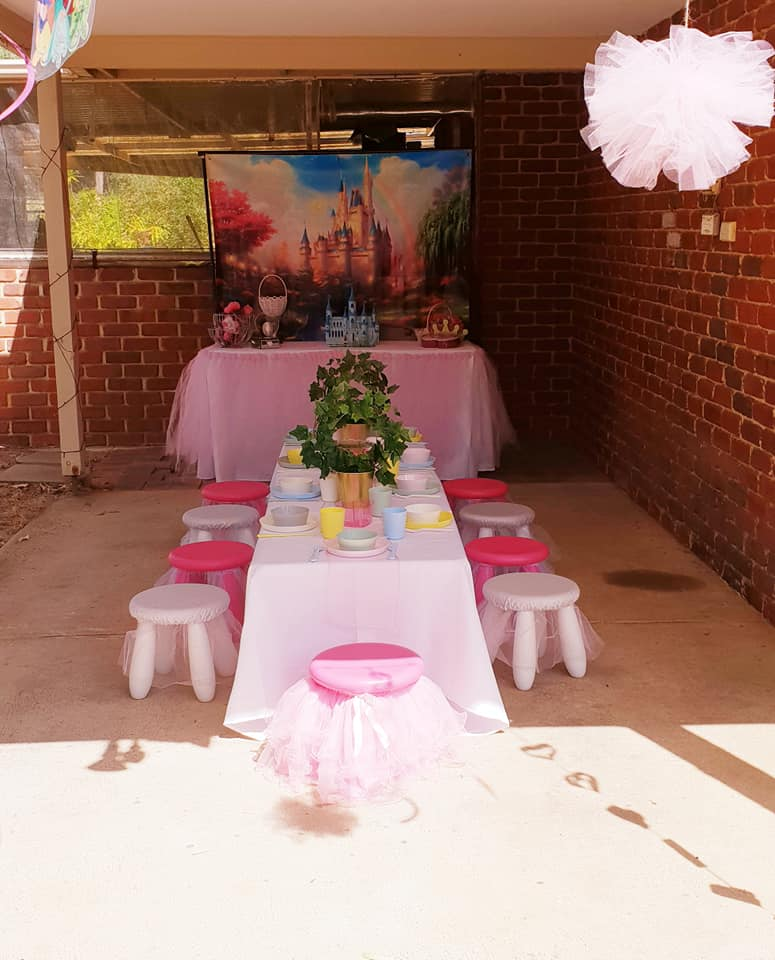 Princess party12