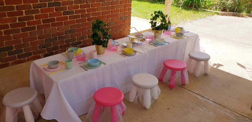 Princess party14