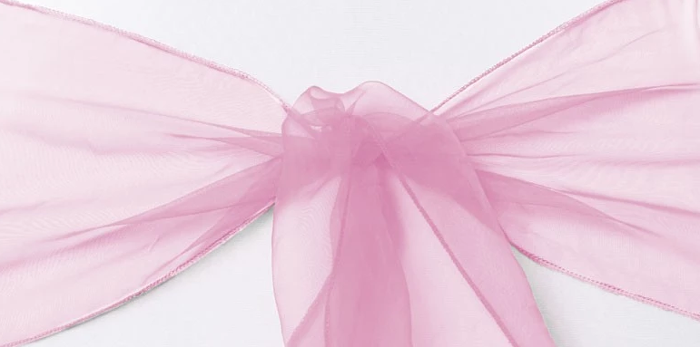 Lolly pink table runner