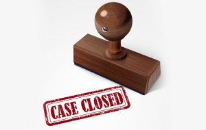 Case Closed Escape Room