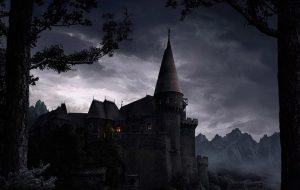 Spooky Castle Escape Room