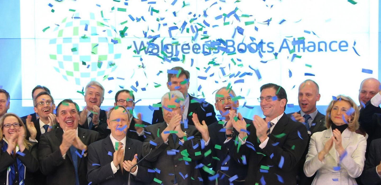 Wallgreens Boots Merger Announcement