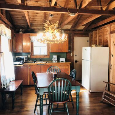 Efficiency Cabin Kitchen
