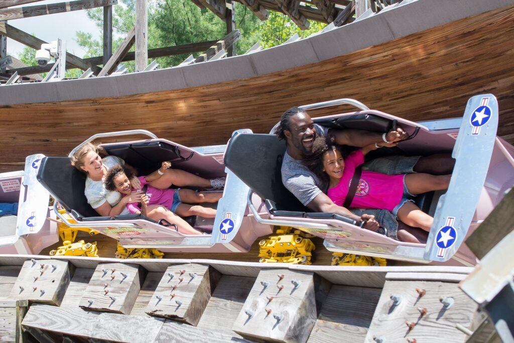 Knoebels Amusement Park Photo