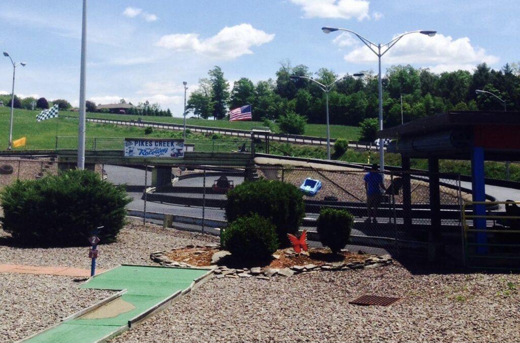 Pike Creek Racepark