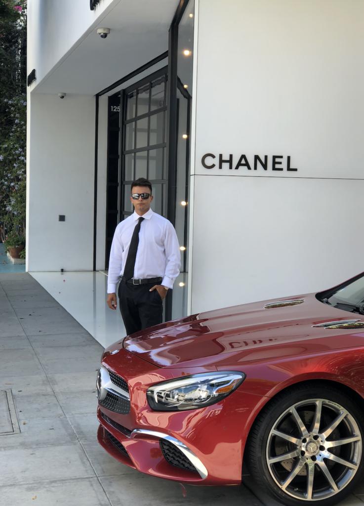 Valet Parking Service in Beverly Hills