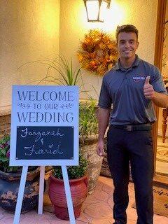 Wedding Valet Parking Service