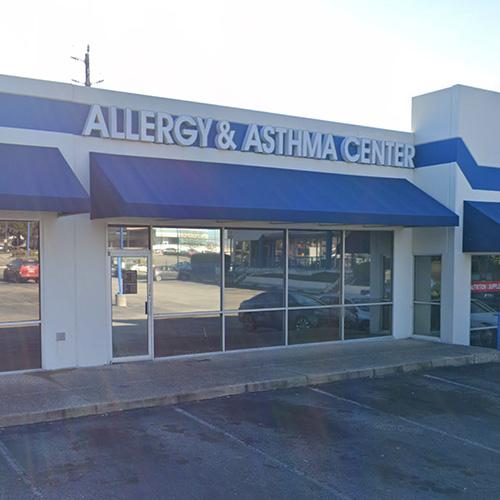Medical Center AllergySA - 2414 Babcock Rd #109, San Antonio, TX 78229
