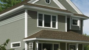 certainteed vinyl siding accests colors