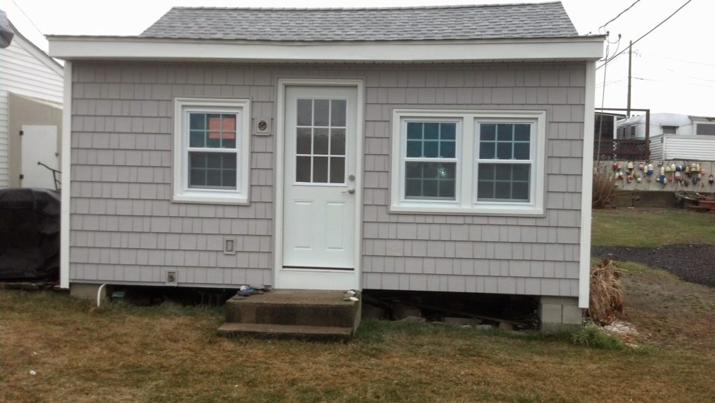 Charlestown contractor siding work