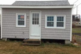 New Siding on Beach House