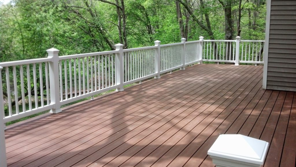westerly deck