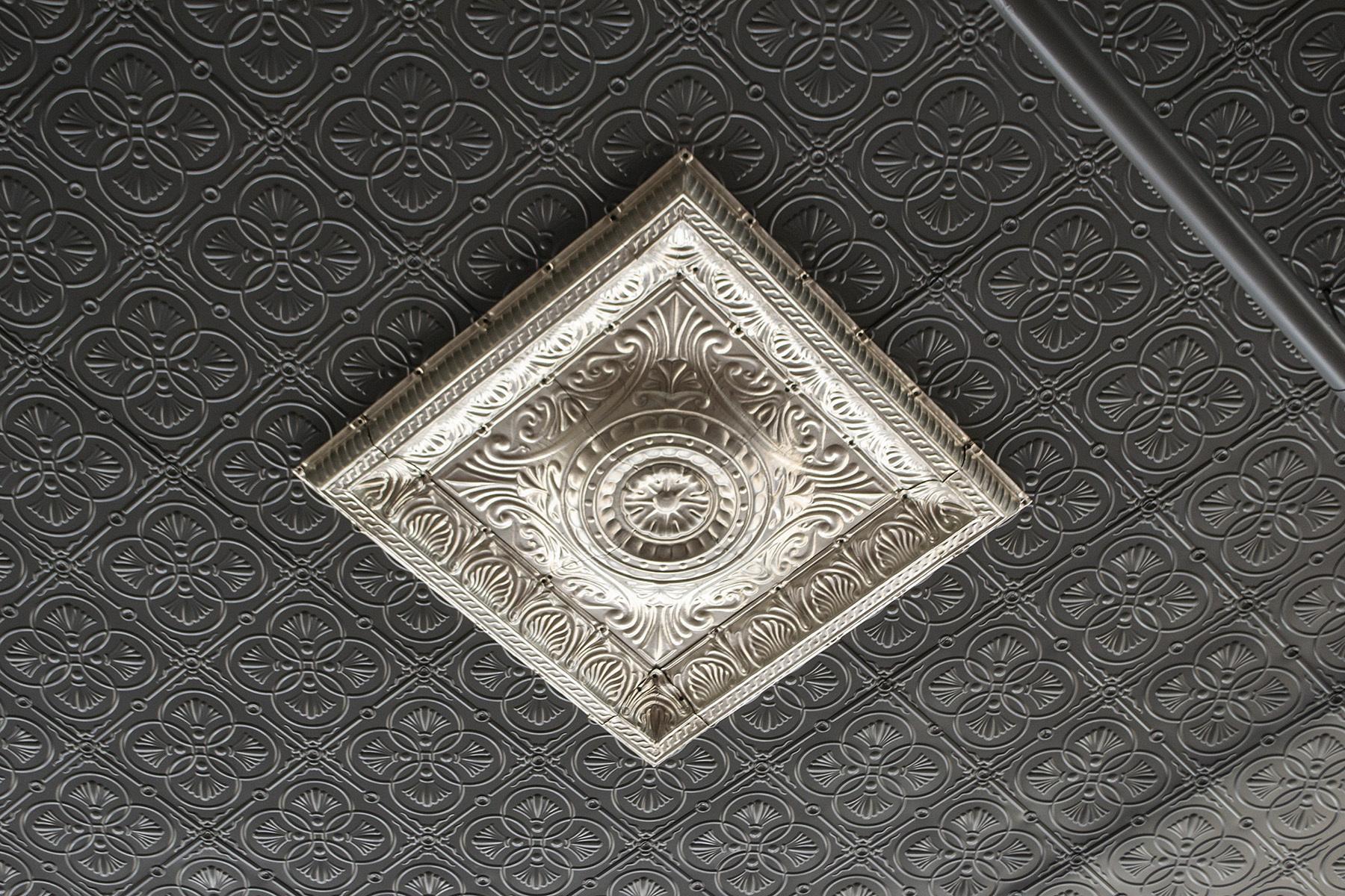 Ceiling Tile Detail 2