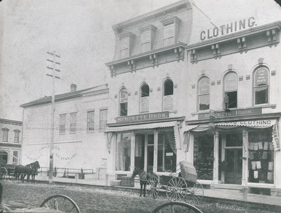 Historic Schuette Building