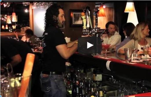 Inside fire + wine: Live Video