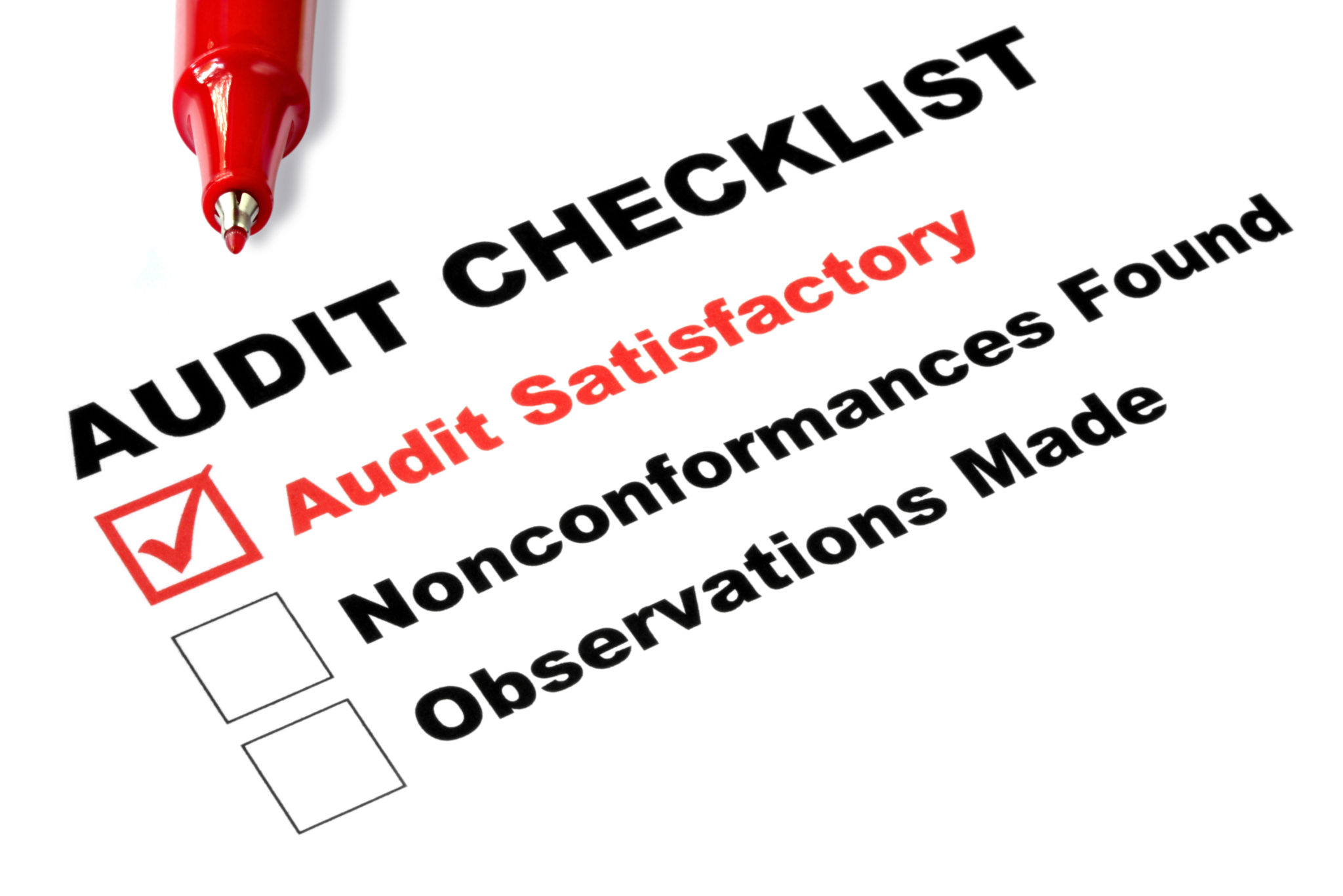 Prepare for Hosting Third Party Audits