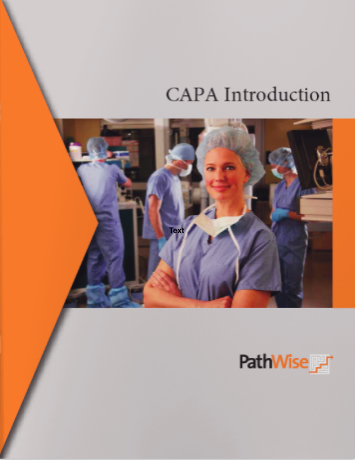 Investigations and CAPA Introduction for Role Based Training